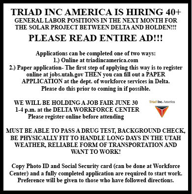 Triad Inc. America