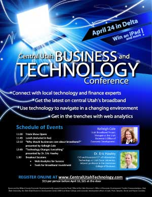 Central Utah Business & Technology Conference